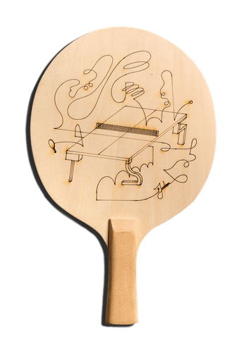 Pin by Emily Flanagan on Design Misc. Bat, Ping pong, Art