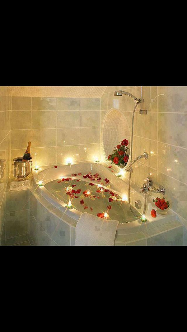 Welcome home...:) | Romantic bathrooms, Romantic bath, Decor