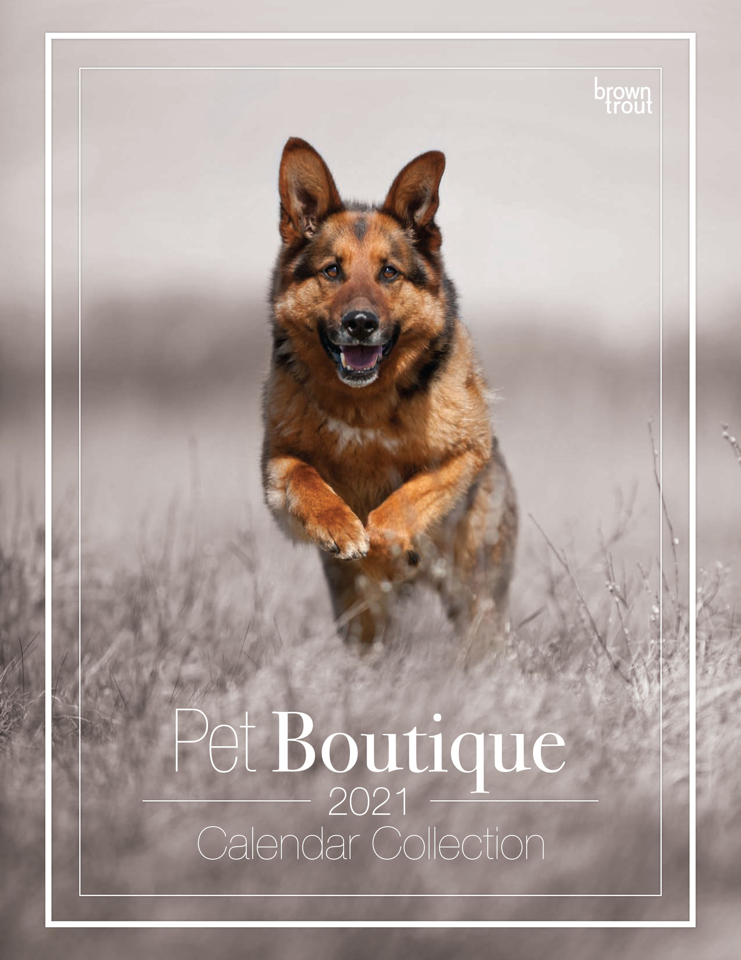 #2021 BrownTrout #pets #calendars are here. Check out our new catalog and order your copy now! #Dog lovers, don't miss our special #DogDays application! Download it to your device and you and your furry friend never have to be apart!