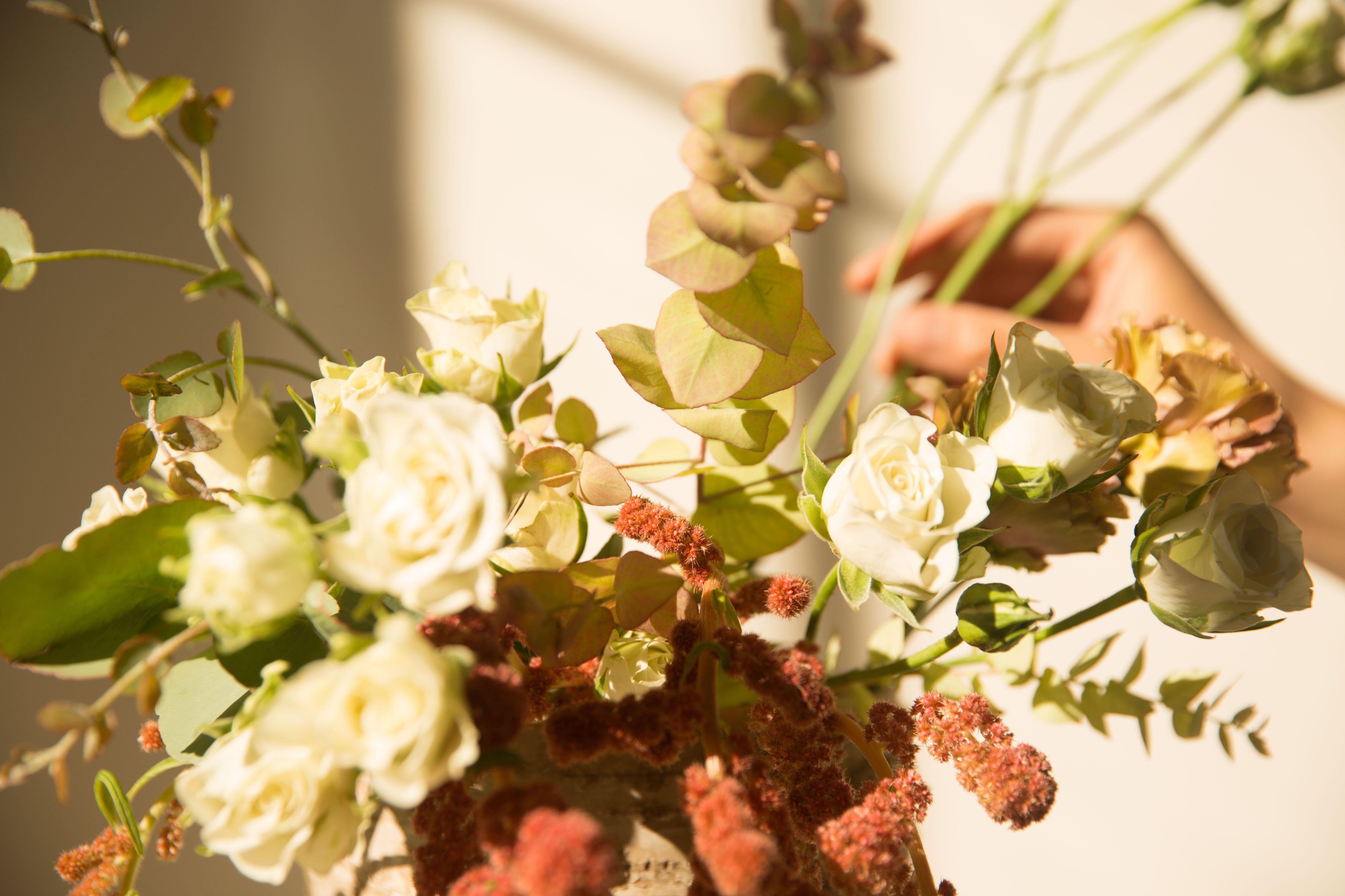 Fresh Beautiful Flower Arranging Tips From A Nyc Florist