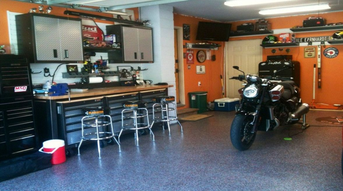 Garage Man Cave Ideas On A Budget Your Dream Garage Man Cave