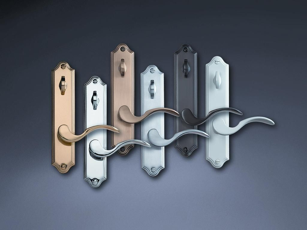 French Door Hardware Locking Bolt French Door Hardware Colors