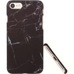 Photo of Marmor Design Hardcase in Schwarz/ Grau für Ihr iPhone 7/8