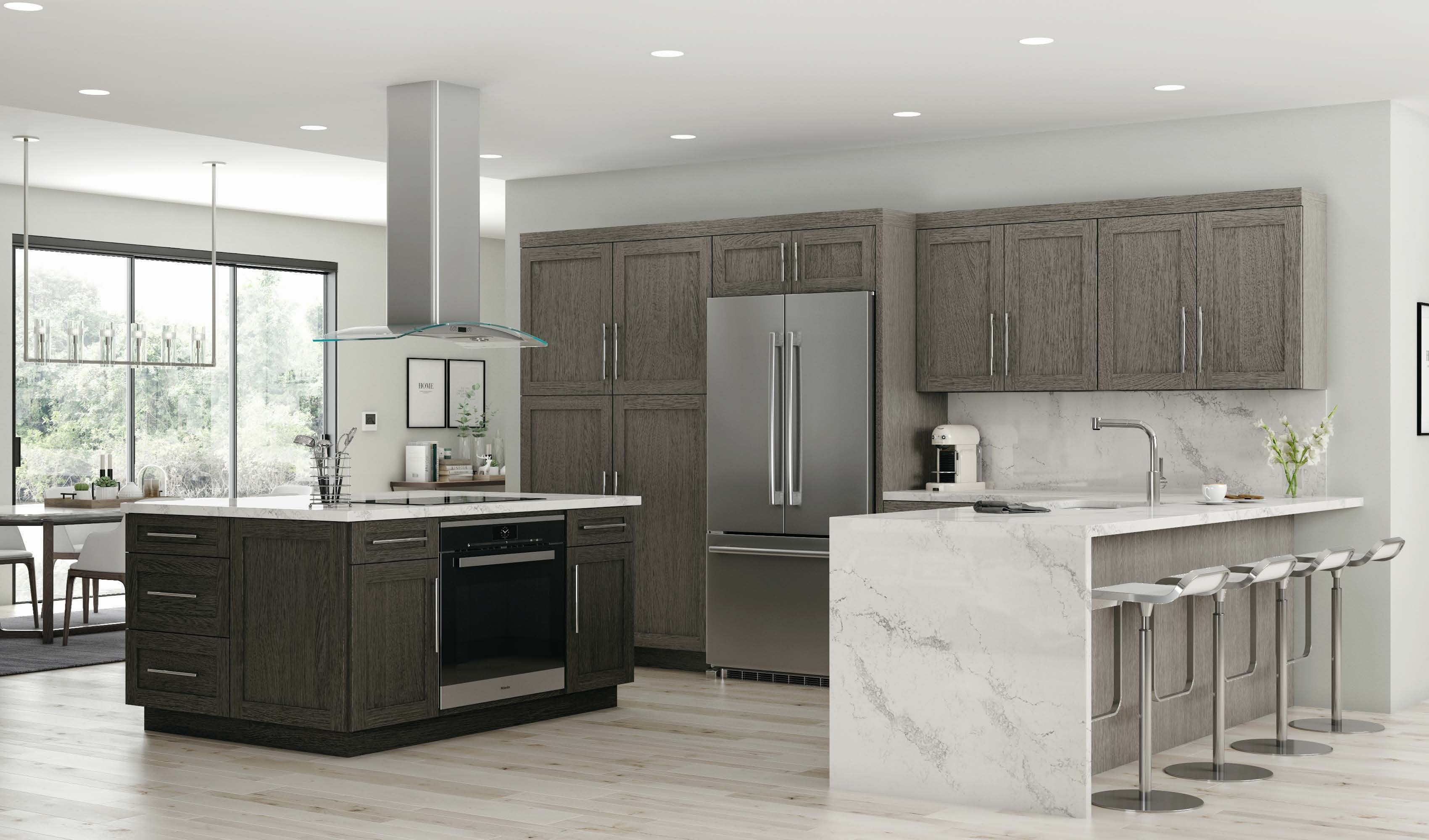 The Oxford Door Style Is A Sophisticated And Classic Design Durability Ease Of Main Affordable Kitchen Cabinets Online Kitchen Cabinets Kitchen Remodel Small