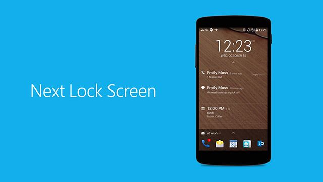 Revamp Your Android Lock Screen With Microsoft's New App