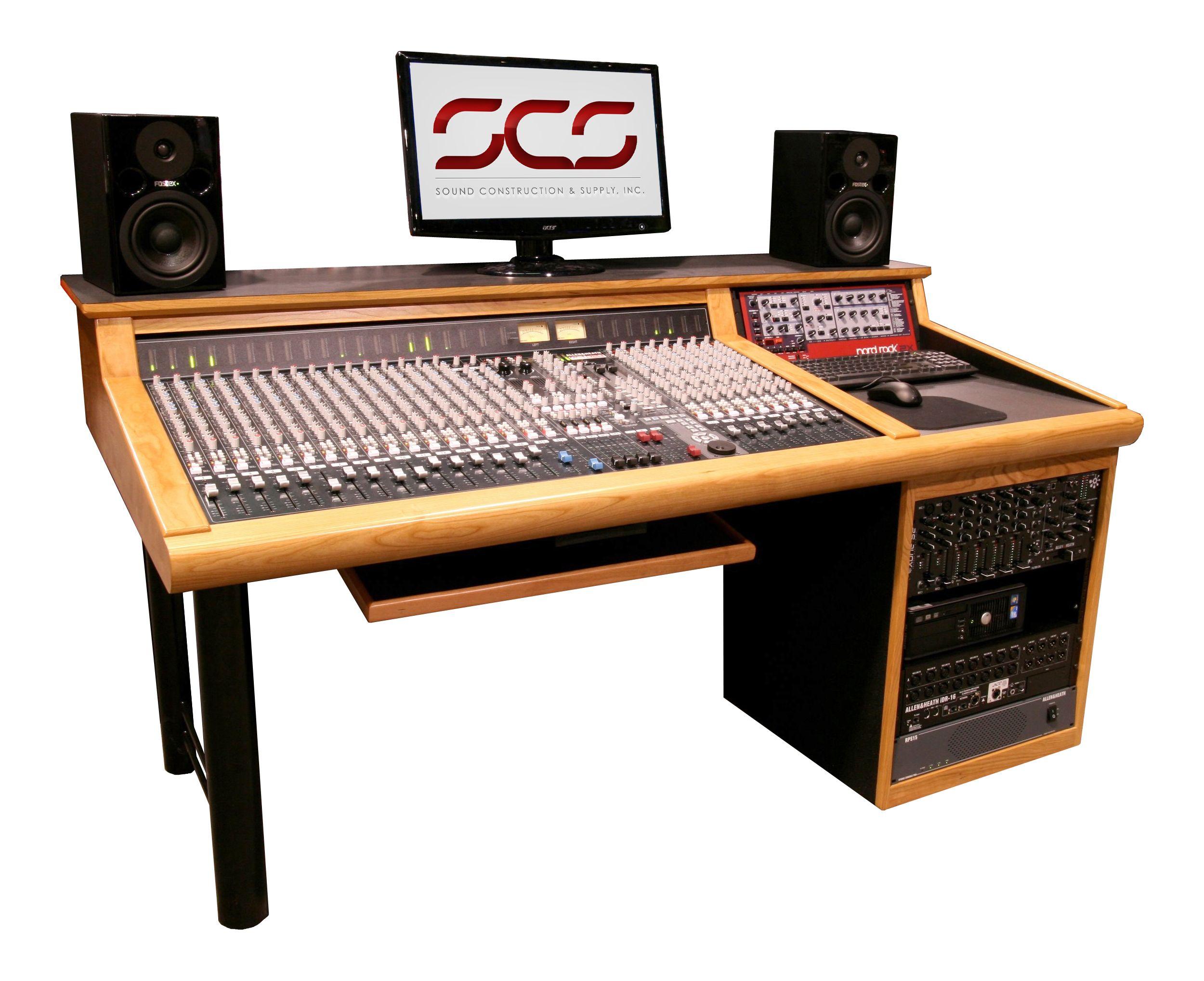 Image result for recording studio desk Studio Desks