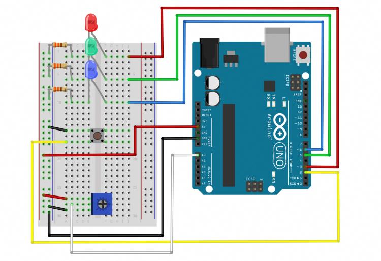 Electronica Arduino En 2020