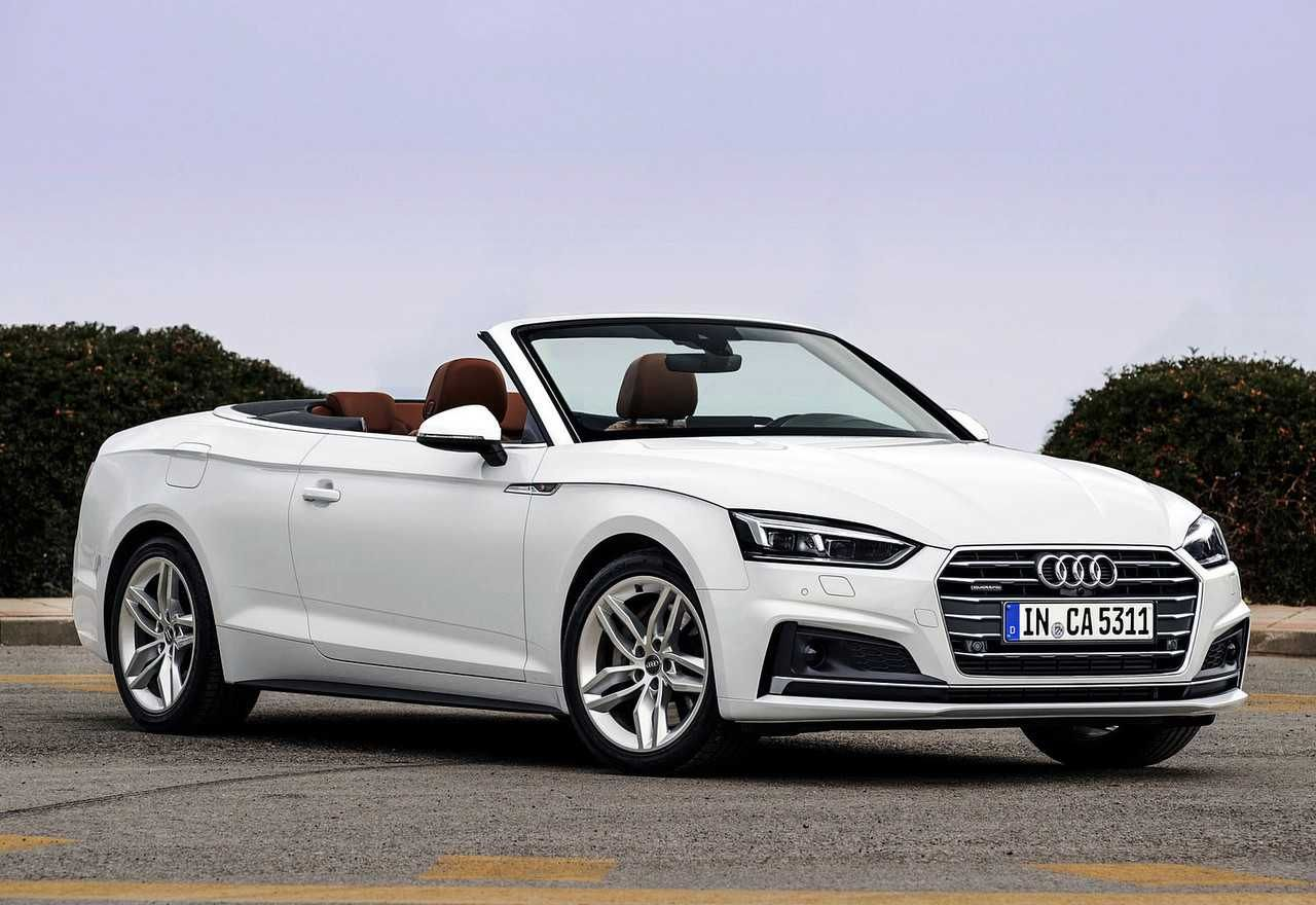 2018 Audi A5 Convertible Specs Concepts Redesign Release Date And