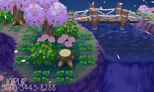 Bathroom Stall Acnl town-of-flowers: zen park completed! | acnl :3 | pinterest