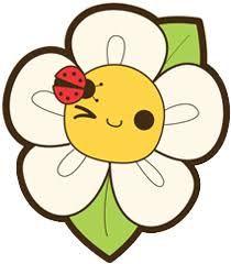 Resultado De Imagen Para Flores Kawaii Kawaii Pinterest Kawaii