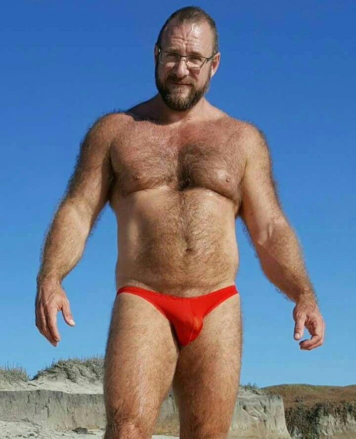 Hairy Daddy Gay Porn Photo