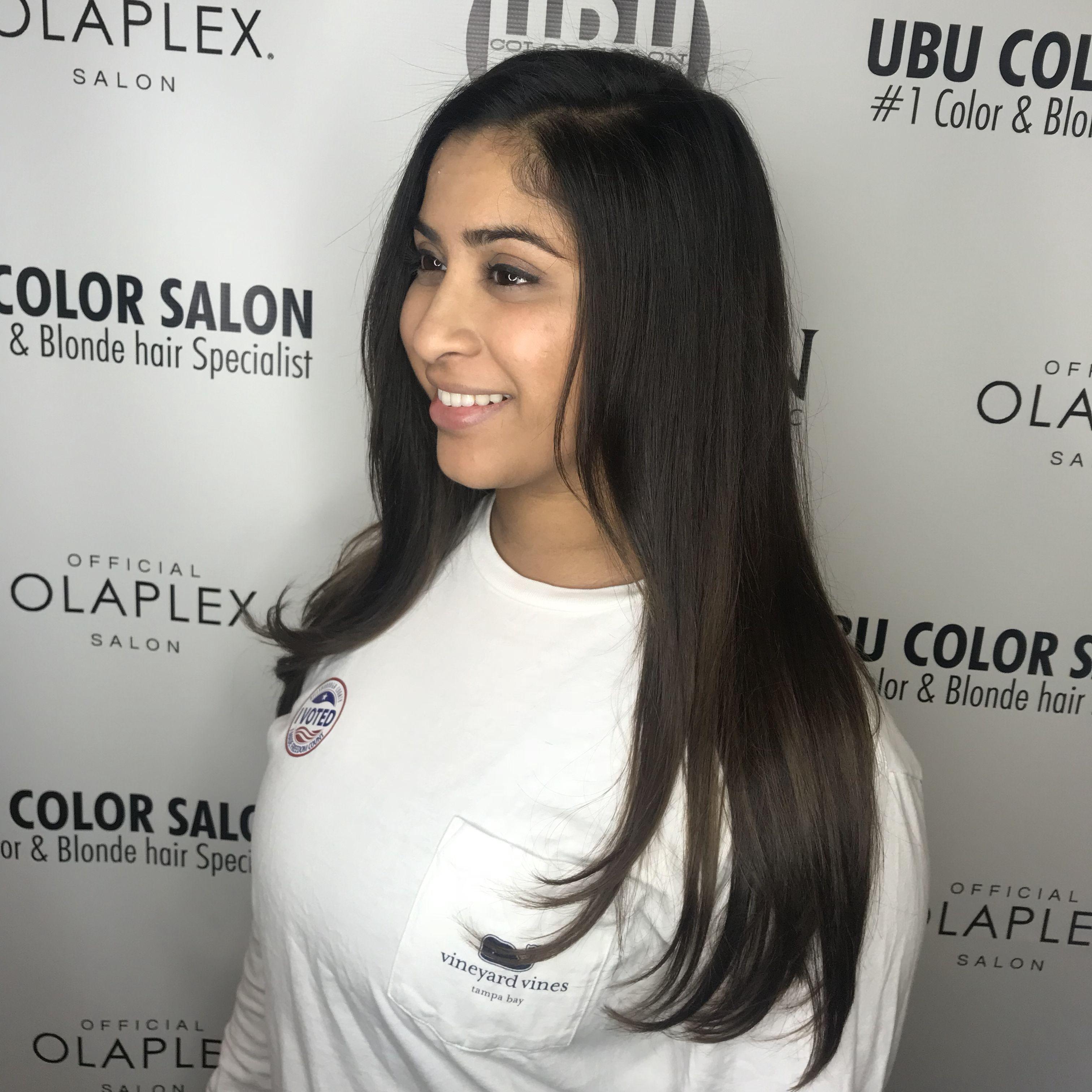 Brownhair Hair Specialist Blonde Color Long Hair Styles