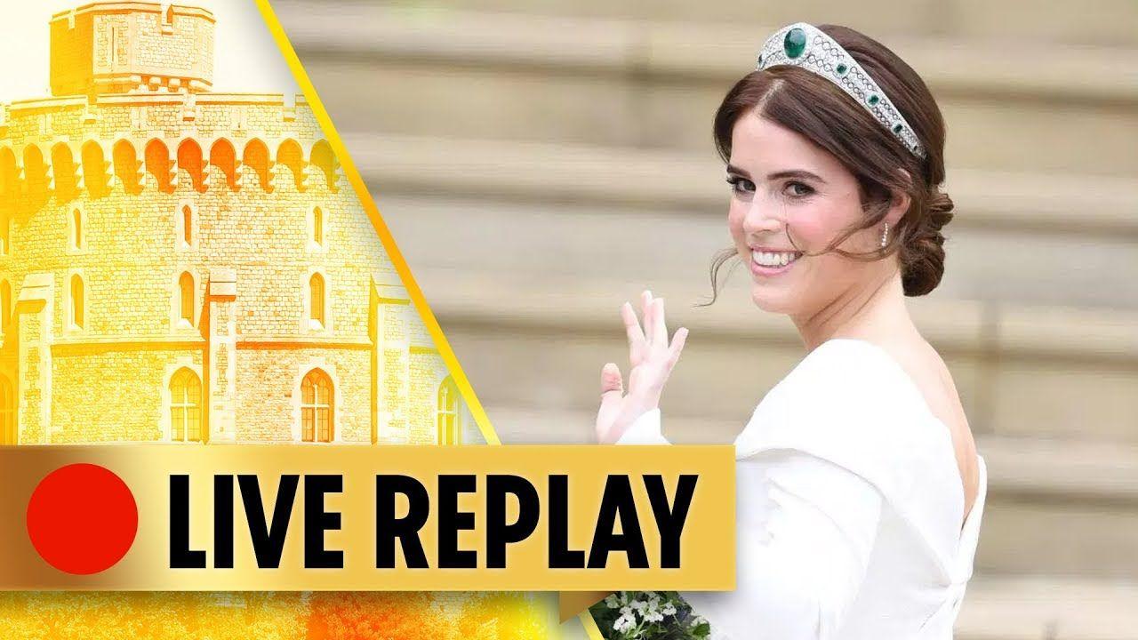 Royal Wedding of Princess Eugenie FULL (Arrival