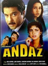 Andaz 1994 Hindi 720p Hdrip With Images Andaz Full Movies