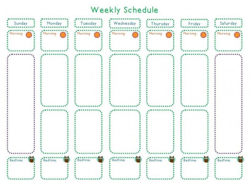 Image for Printable Workout Calendar Template – Workout Calendar Template