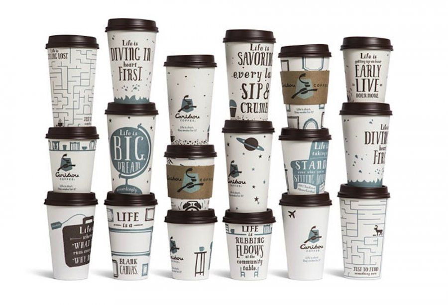 20 creative coffee cup designs you need to see coffee cup design cup design and coffee cups - Cup Design Ideas