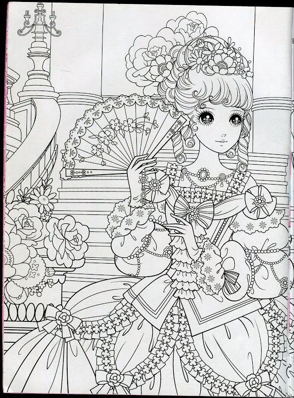 Princess Coloring Book 1 - Mama Mia - Picasa Web Albums   coloring ...