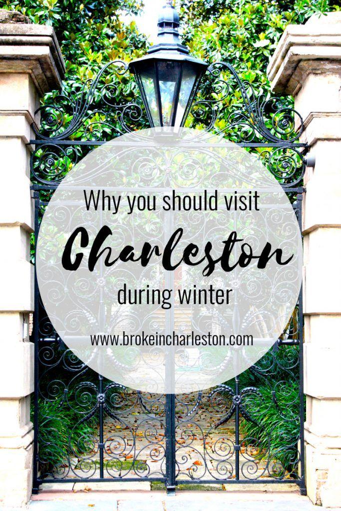 Budget Travel: Charleston in the off season