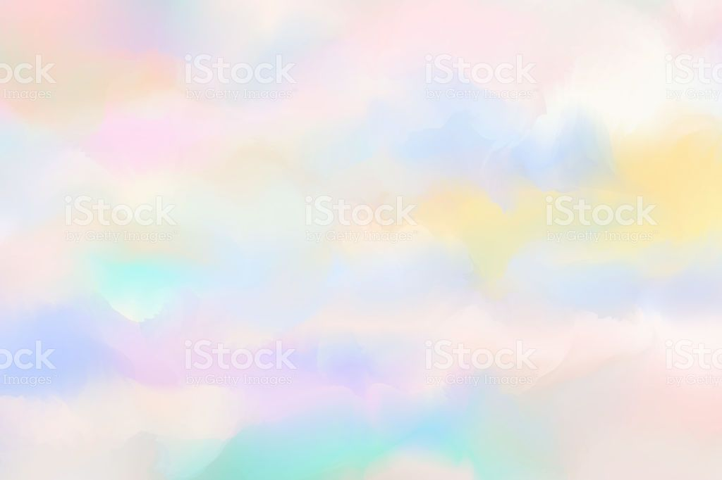 Colorful Watercolor Grunge Texture Background Pastel Color