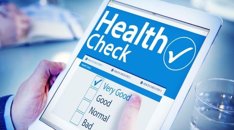 An urgent health check needed Health check, Health