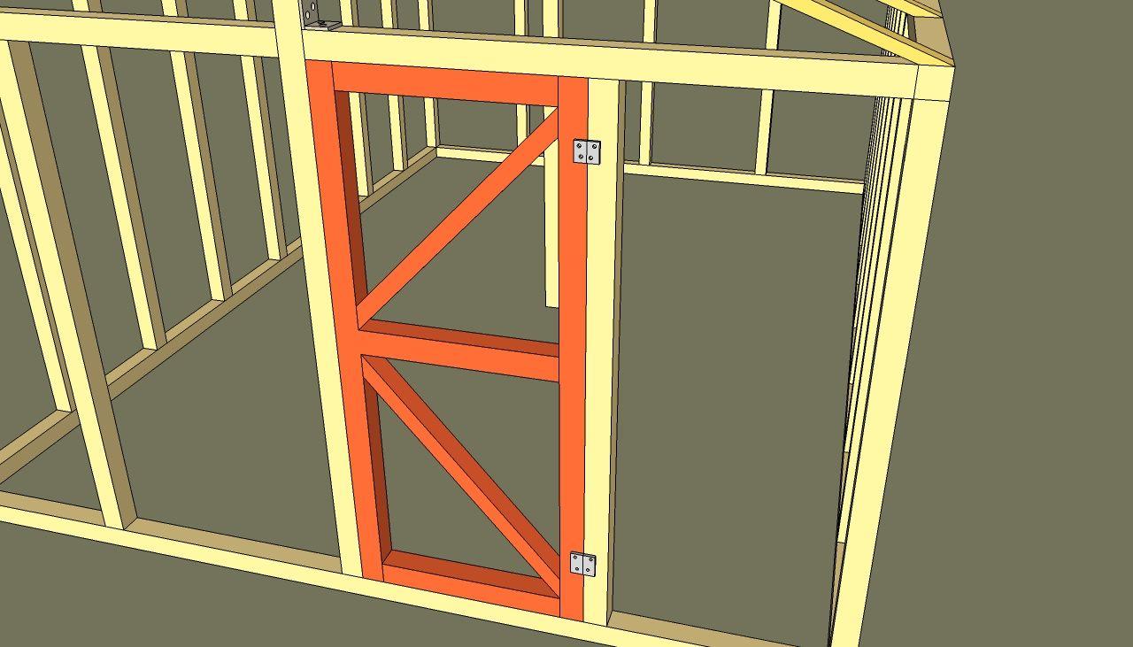 Greenhouse door plans  sc 1 st  Pinterest & How to build a lean to greenhouse | Small greenhouse Greenhouse ...