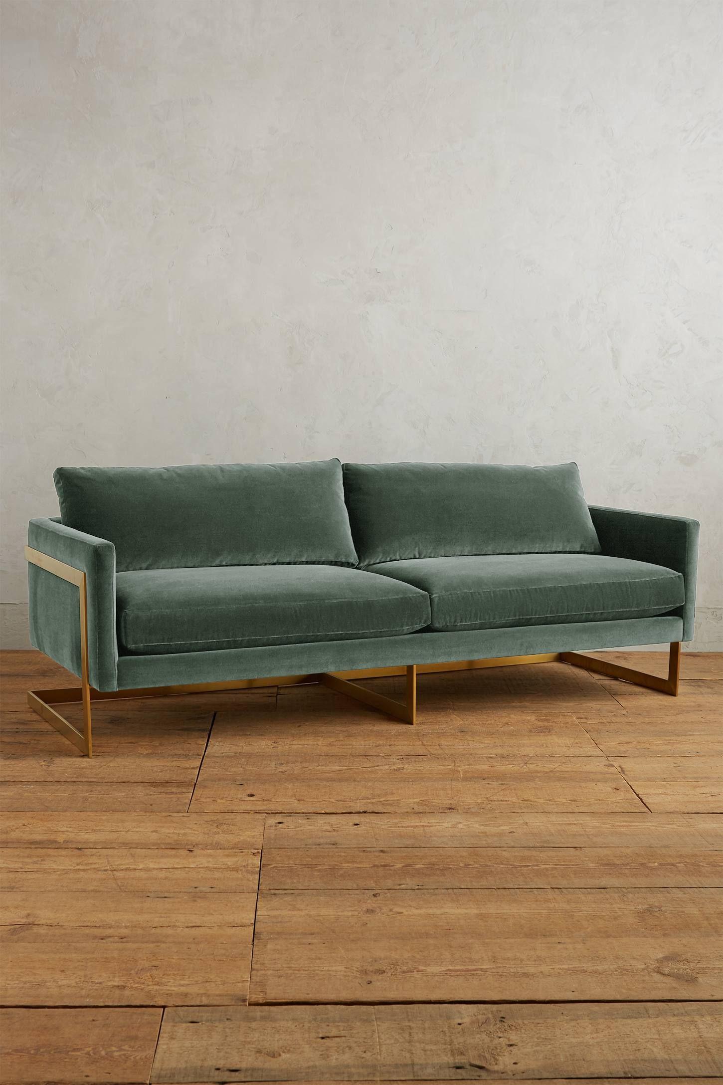 Velvet Meredith Sofa House Furniture Design Sofa Inspiration