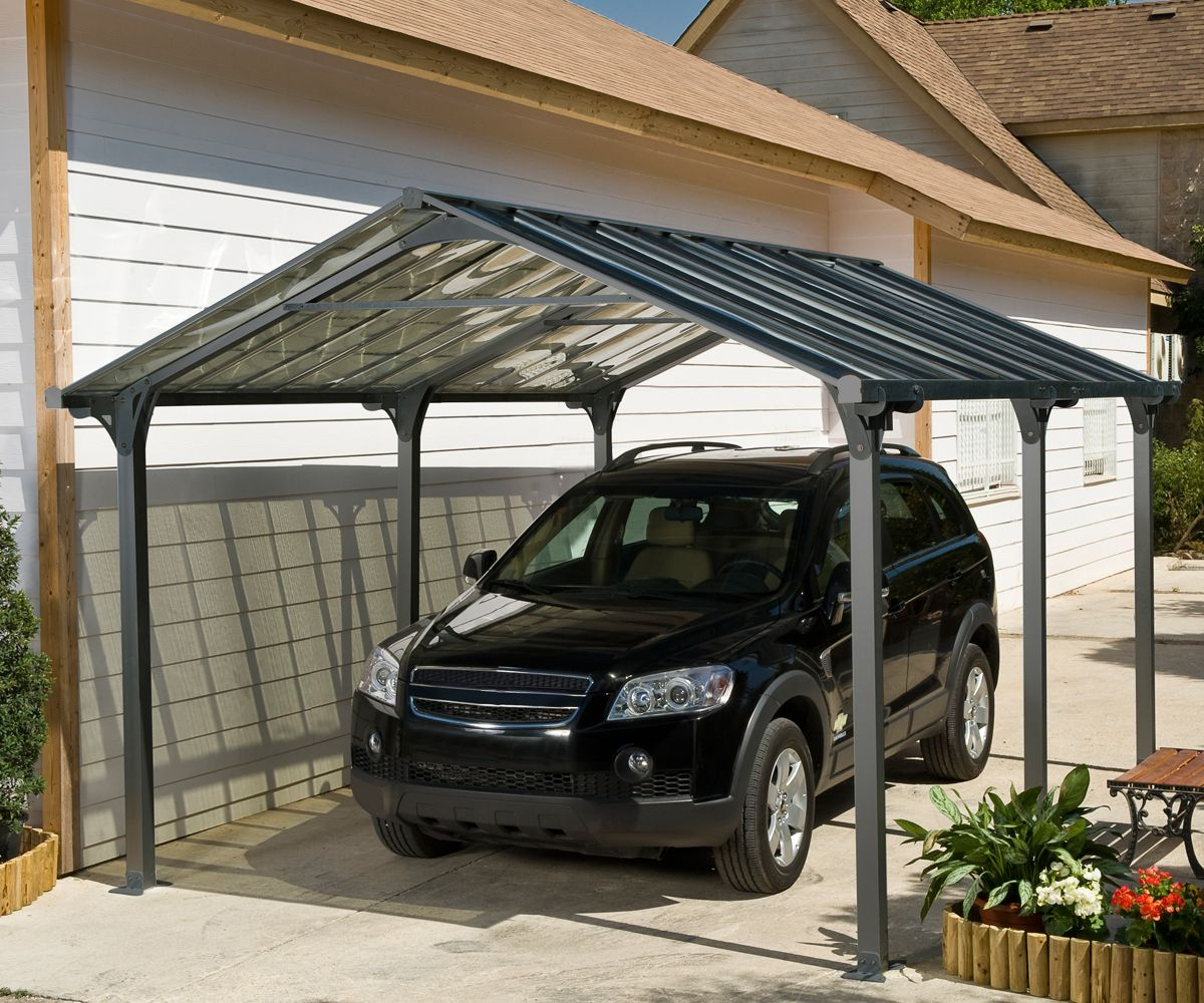 VanGuard 5000 Free Standing Car Port