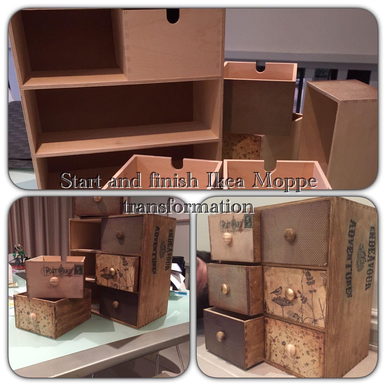 Ikea Scrittoio Con Ribaltina mobili in legno grezzo ikea