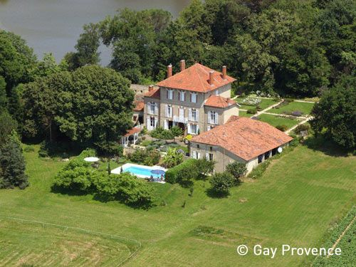 Chateau Lahitte Vergoignan Chateau Bed And Breakfast Maison D Hotes