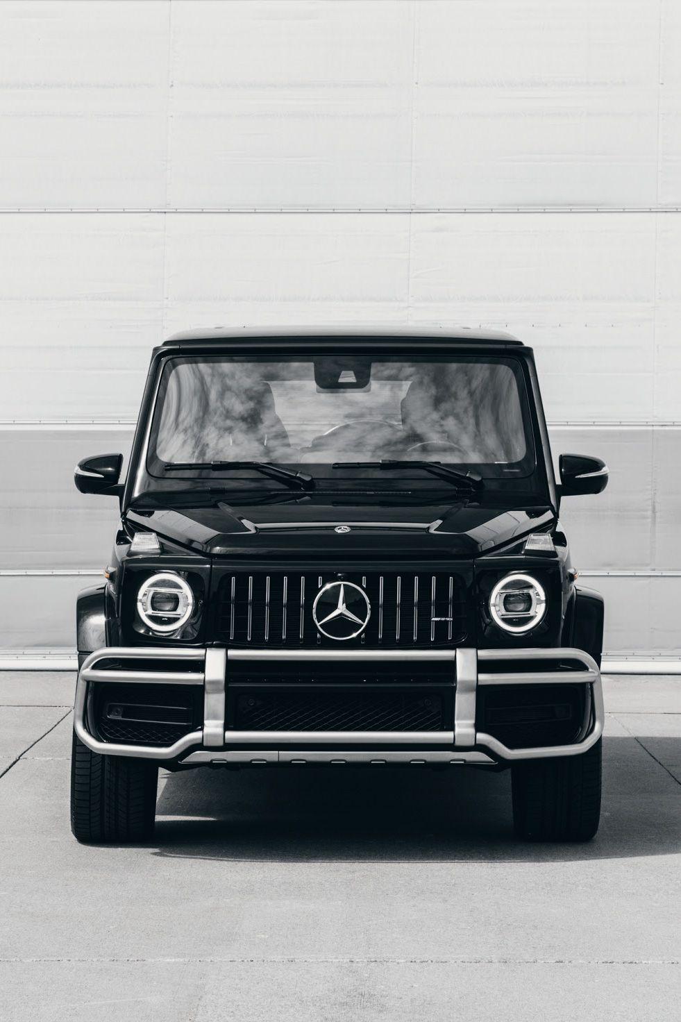 DS Luxury's MercedesBenz AMG G63 Black in 2020