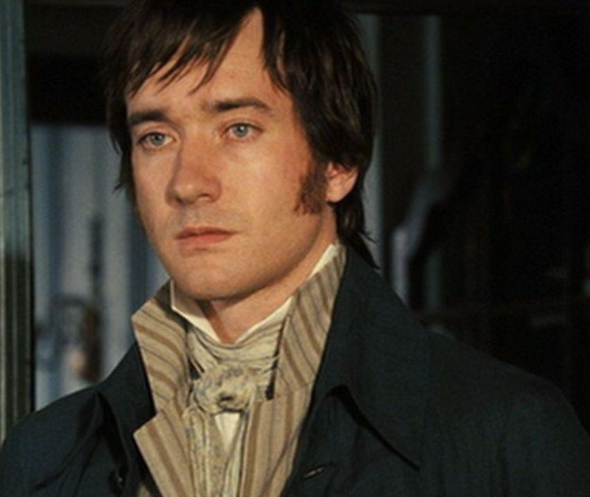 Matthew MacFadyen MR Darcy