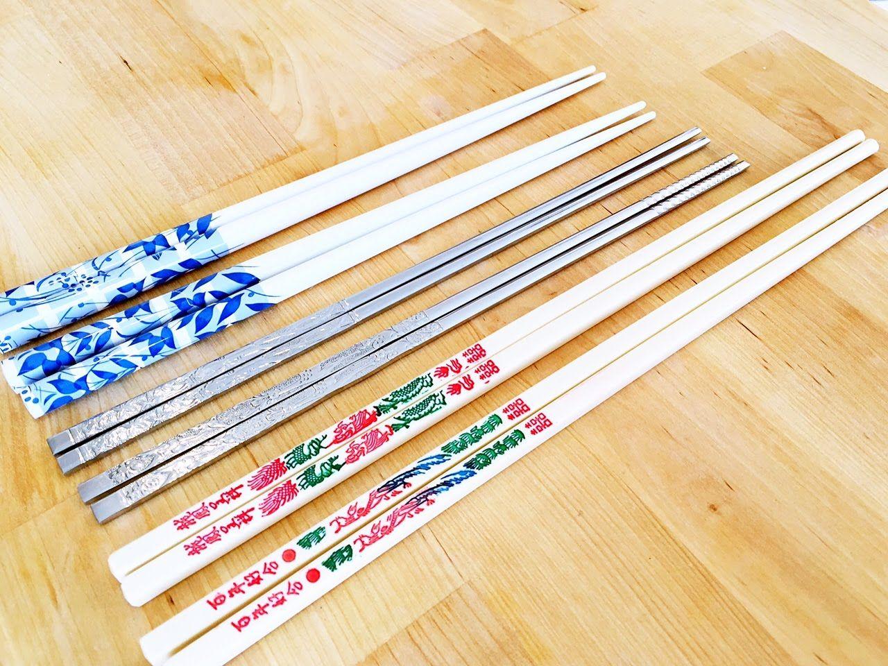 3 Types Of Chopsticks Chinese Vs Korean Vs Japanese Dos Don Ts Japanese Chopsticks Chopsticks Chinese