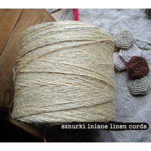 sznurek sizal sisal cord