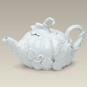 One of our most popular items, this pumpkin shape teapot is a must for any…