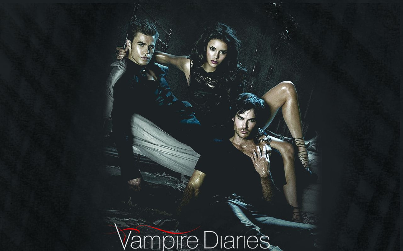 Vampire Diaries Wallpapers for Desktop