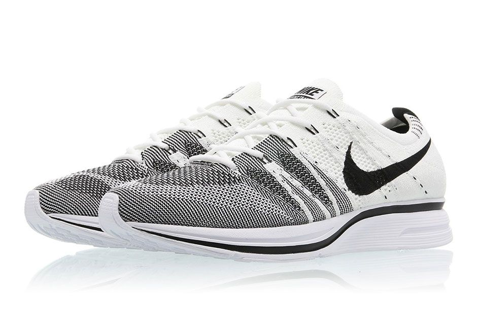ddeb63bdc086 Nike Flyknit Trainer White AH8396-100 Color  White Black-White Style Code   AH8396-100 Release Date  July 27