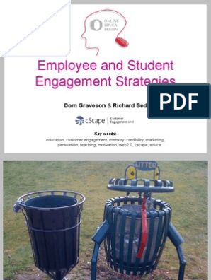 Student & Employee Engagement Fundamentals of nursing
