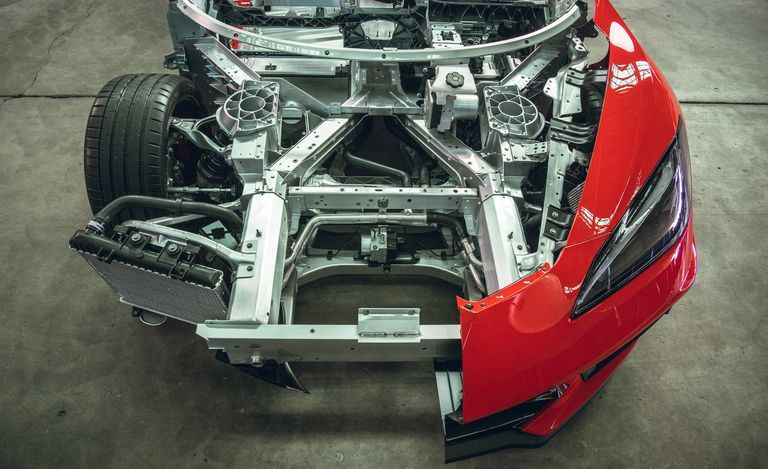 See The Mid Engined 2020 Chevy Corvette From Every Angle Chevy Corvette Corvette Chevy