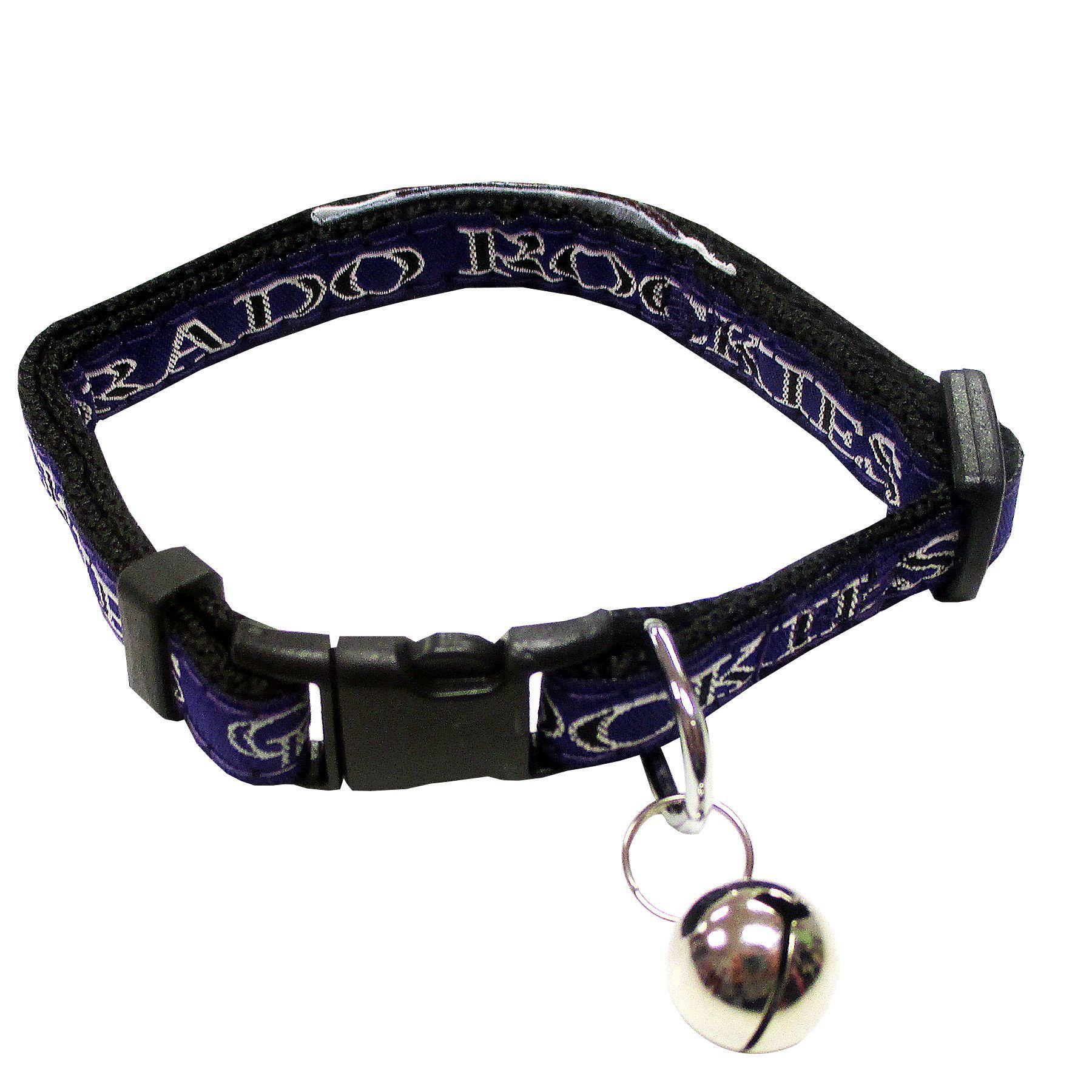 Colorado Rockies Cat Collar