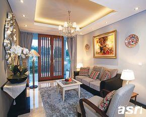desain rumah tropis sederhana | majalah griya asri
