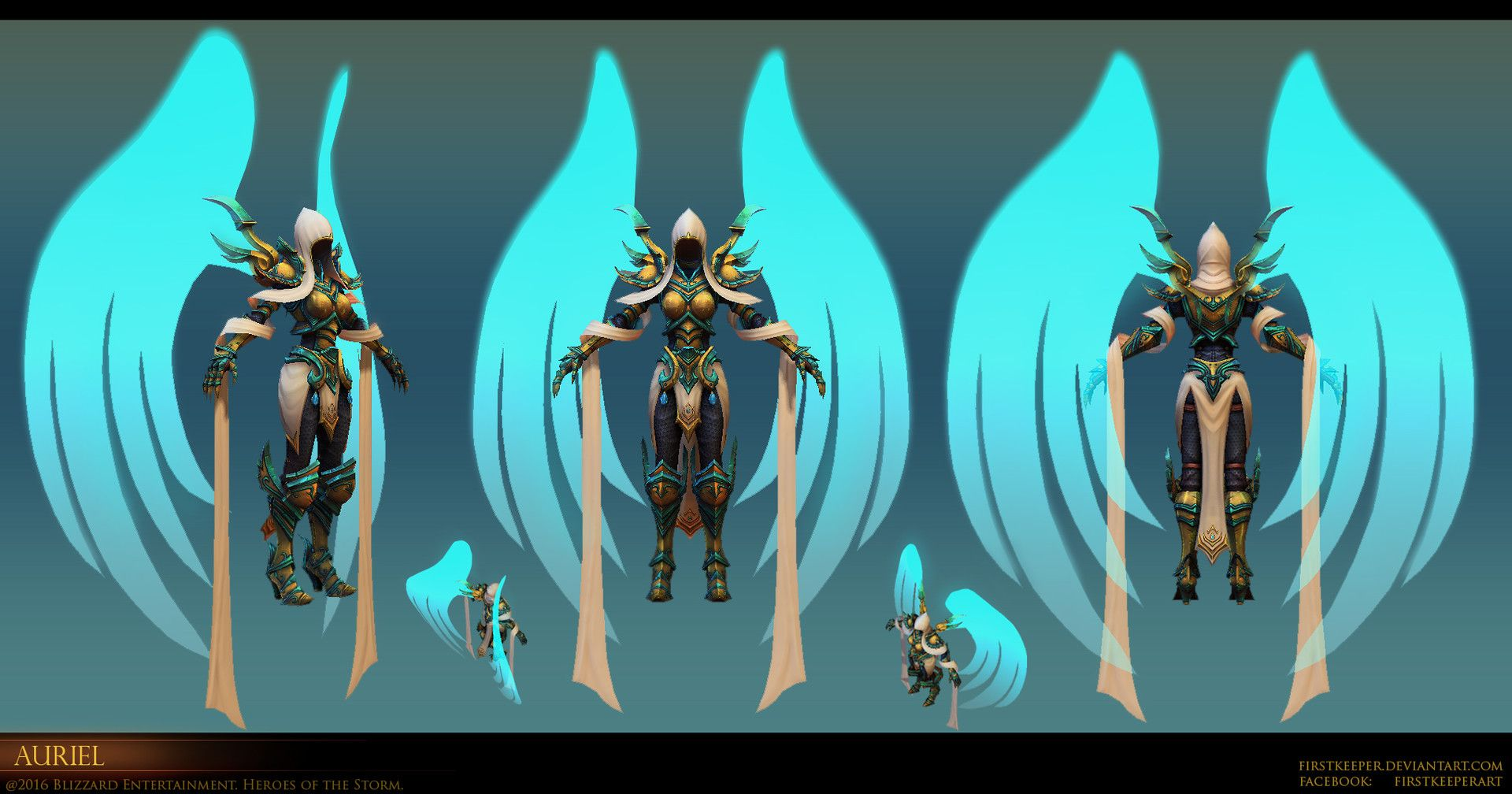 auriel support hero for