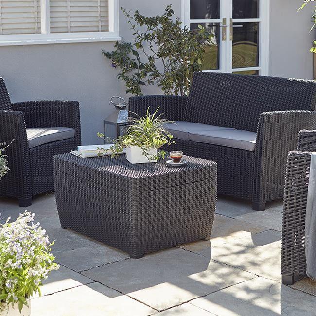 Gotowy Zestaw Mebli Tarasowych Gotowe Outdoor Furniture Sets Outdoor Furniture Outdoor Decor