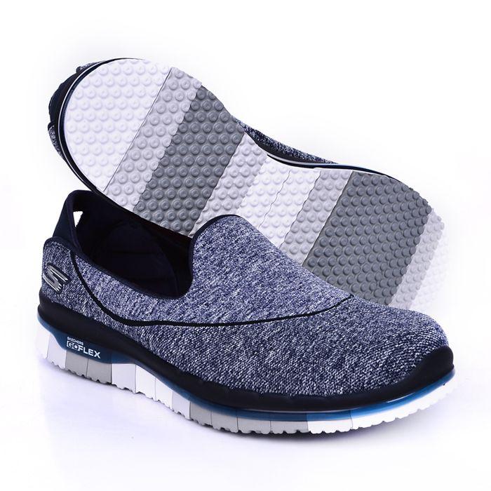 Baleriny Skechers Balerinki 14010 Nvgy 6639388720 Oficjalne Archiwum Allegro Slip On Sneaker Sneakers Shoes