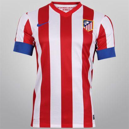 1828390fa5 Acabei de visitar o produto Camisa Nike Atlético de Madrid Home 12 13 s nº
