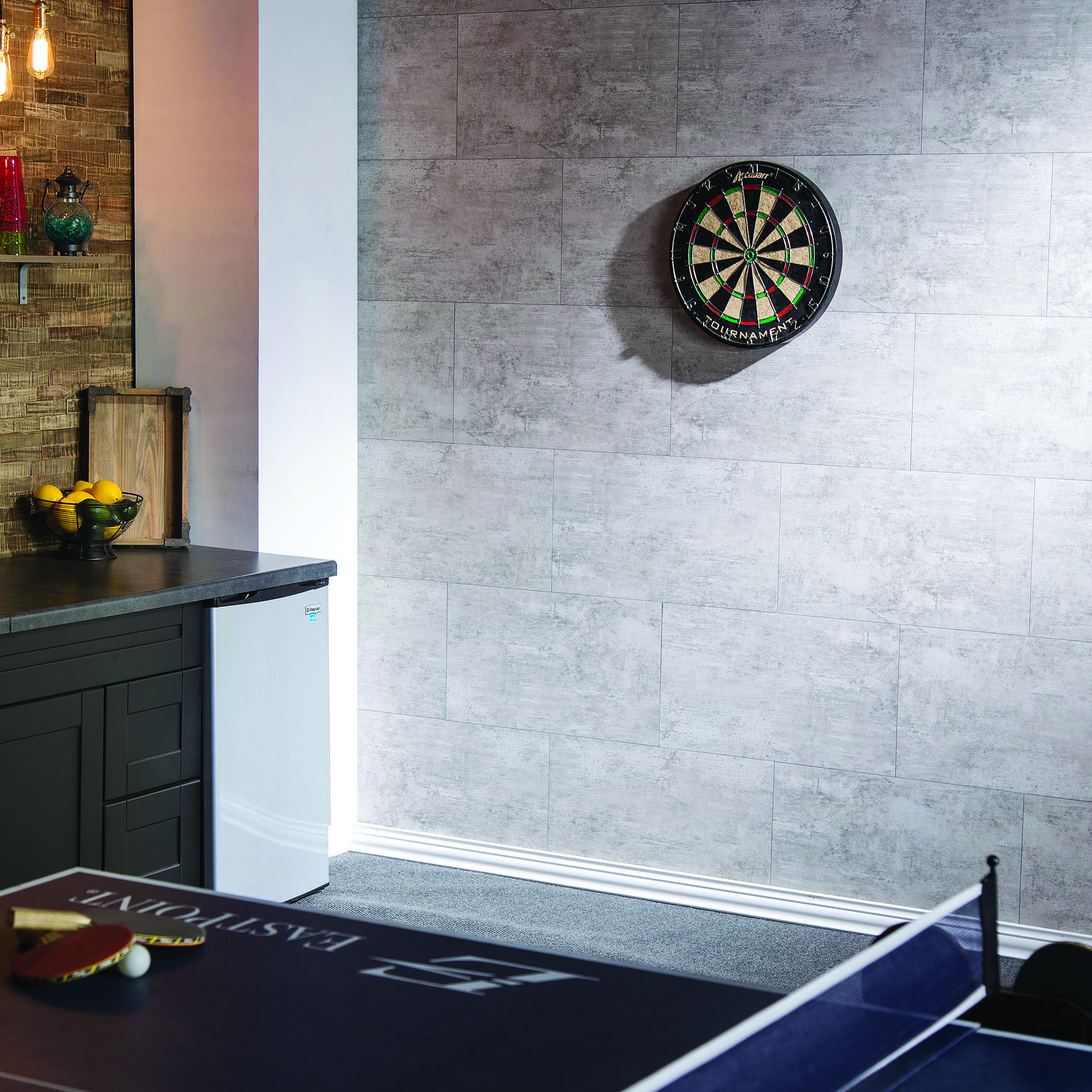 Fun and functional our dumawall tiles in wind gust is a