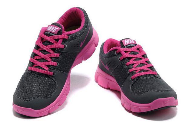 Pink sneakers, Nike shoes women