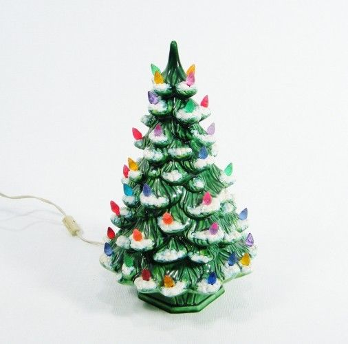 List of ceramic christmas tree with lights cracker barrel | XMAS ...