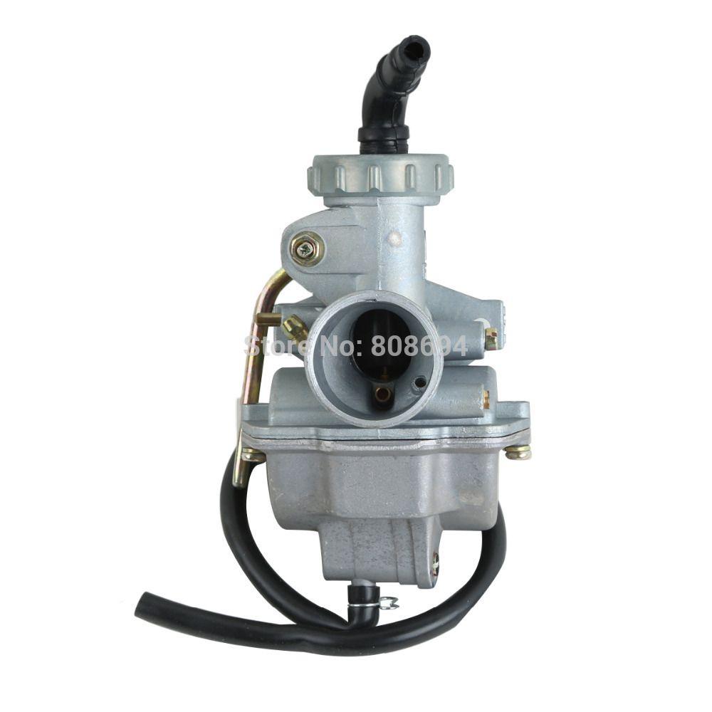 20mm Carburetor Carb For 50cc 70cc 90cc 110cc 125cc Pz20 Atv Quad Engine Diagram Sunl Taotao