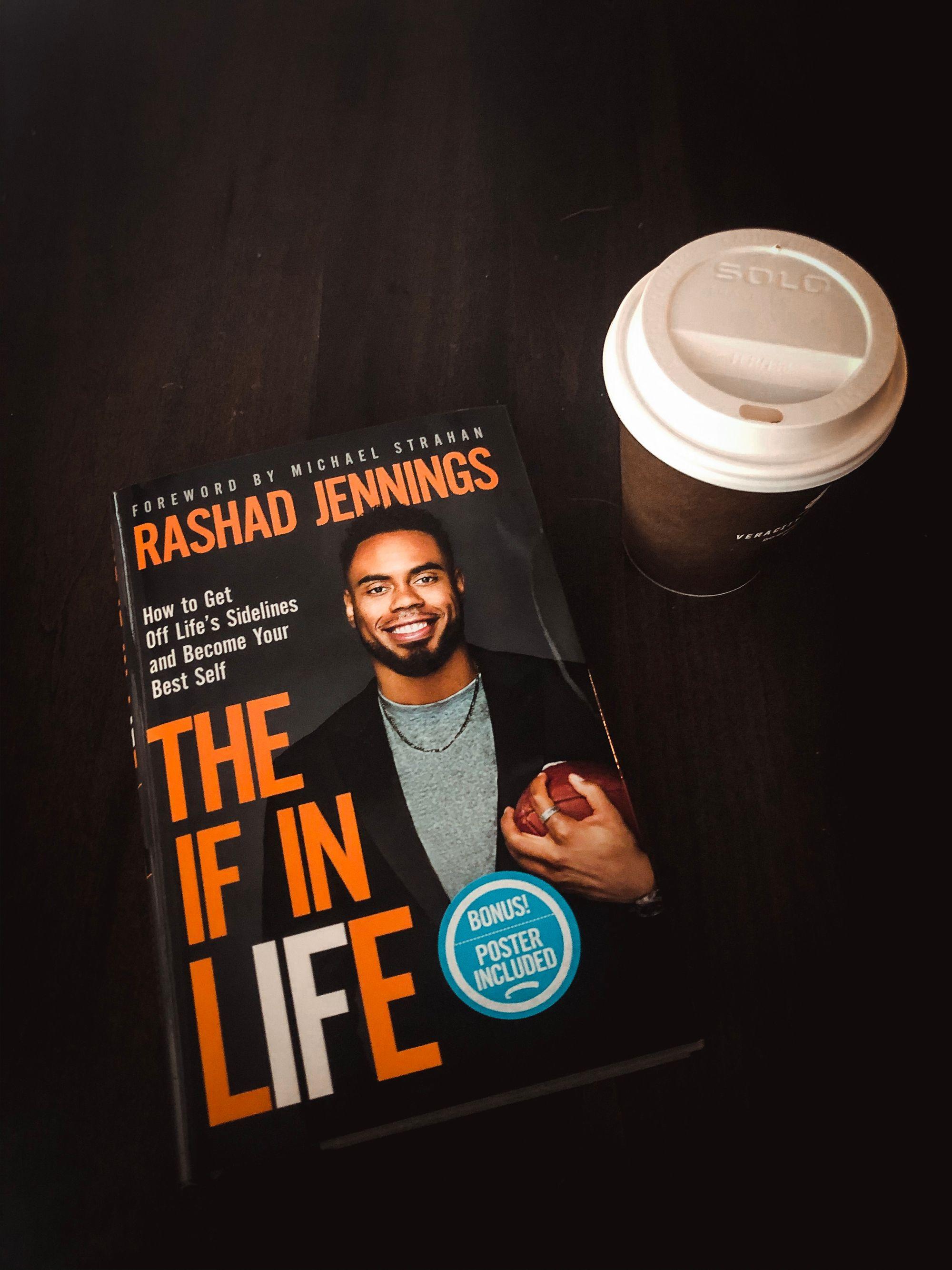 The If In Life - Rashad Jennings   Inspirational story ...