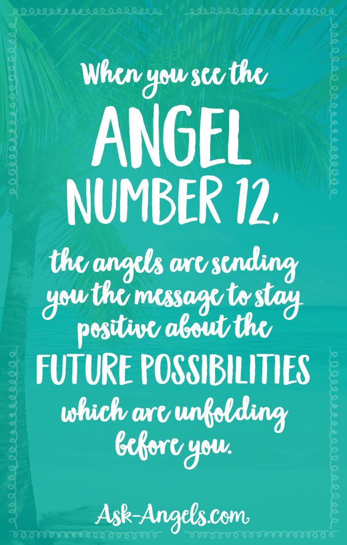Image result for angel number 12